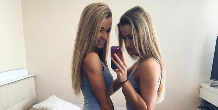 Brutálisan kerekre gyúrták feneküket a szexi Barbie-ikrek (FOTÓK)