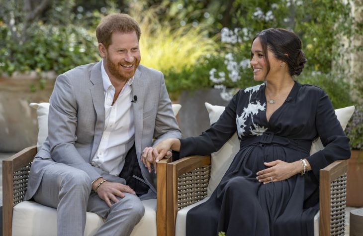 Világszerte több mint 49 millióan látták a Harry herceggel és feleségével készült interjút