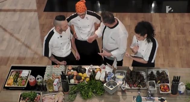 SÉFEK SÉFE: Lepipálta társait a csallóközi szakács