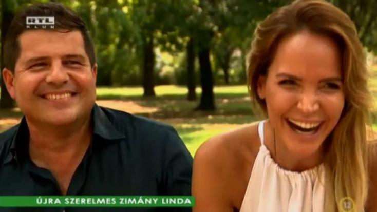 Zimány Linda Kedves Ferenc felesége akar lenni és gyereket is akar tőle