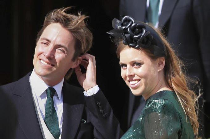 Kislánya született Beatrix hercegnőnek, II. Erzsébet királynő unokájának