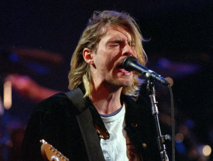 Tízszeres áron kelt el egy papírtányér, melyre Kurt Cobain írt egy koncert előtt