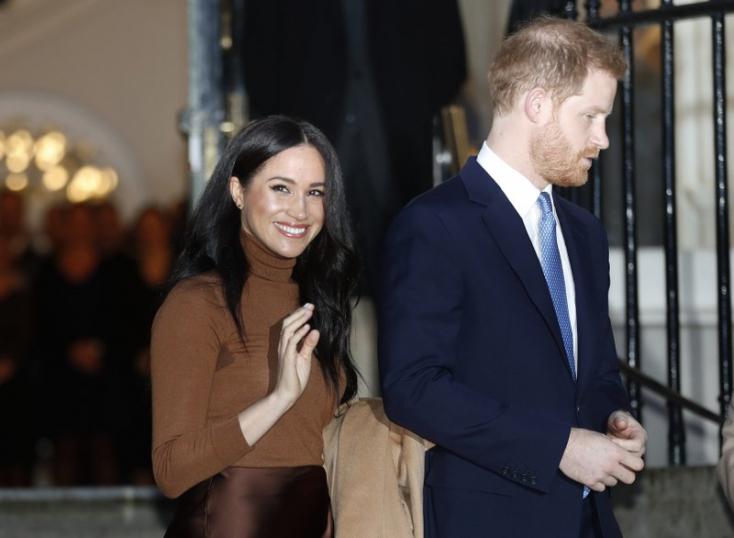 Harry és Meghan figyelmeztette a lesifotósokat, hogy hagyják őket békén