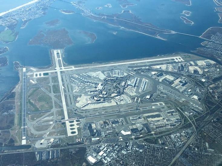 Luxushotelként nyílt meg újra a New York-i Kennedy repülőtér híres TWA terminálja