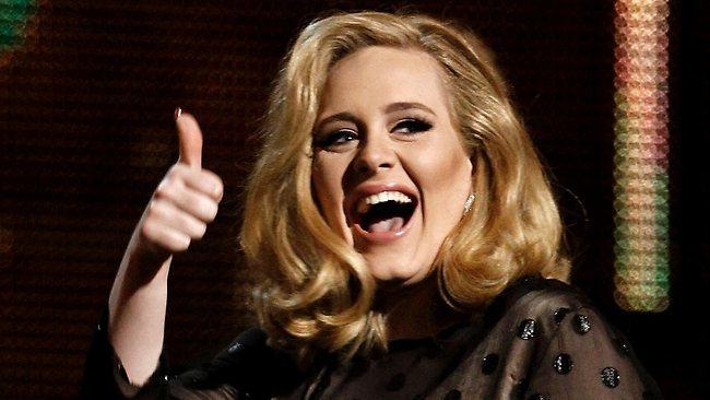 Adele összeállt a Spice Girls-lányokkal