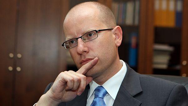 Nagy a zűr a cseh kormányfő családi életében