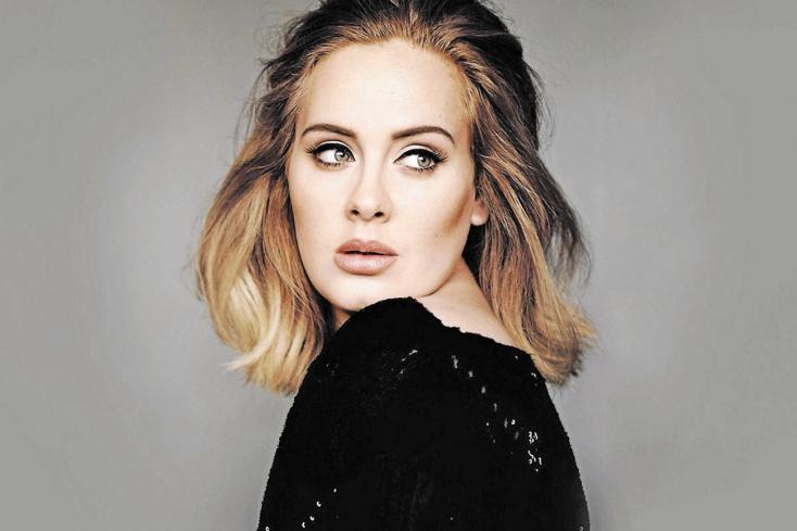 Felismerhetetlenségig fogyott Adele, döbbenetes fotót posztolt magáról – FOTÓ
