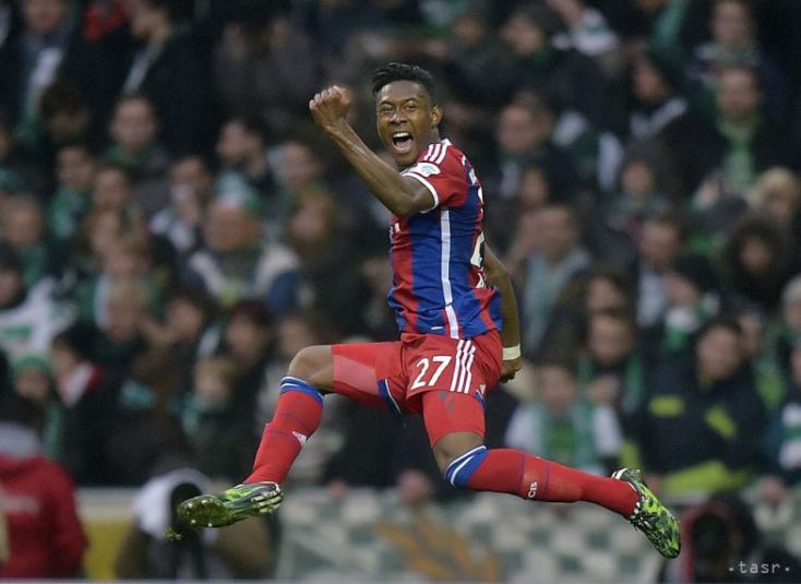 Kisfia született a Bayern München labdarúgójának