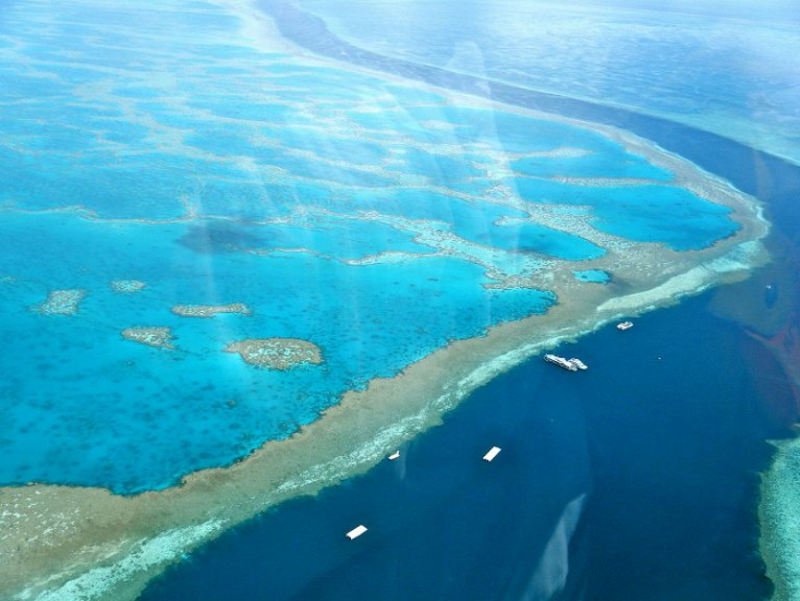 Víz alatti hotel nyílik a Nagy-korallzátonynál (VIDEÓ)
