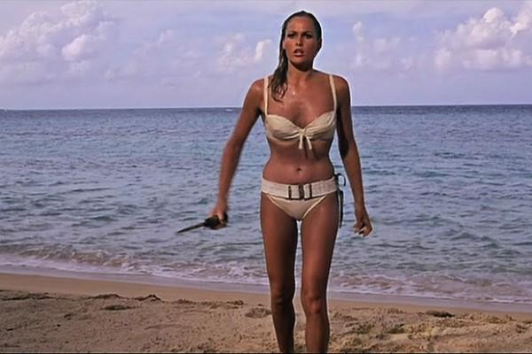 """Ursula Andress, az első """"Bond-lány"""" 80 éves"""