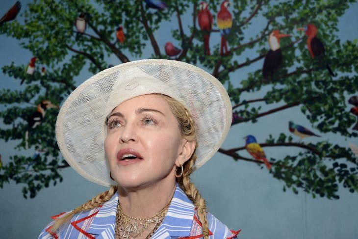 Madonna nem tud megbékélni az öregedéssel - egyre jobban látszik rajta, hogy a plasztikázás rabja lett (FOTÓ)