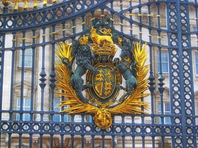 Betörő járt a Buckingham-palotában