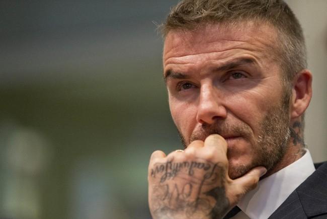 David Beckhamen röhög a világ - ő tehet róla (VIDEÓ)