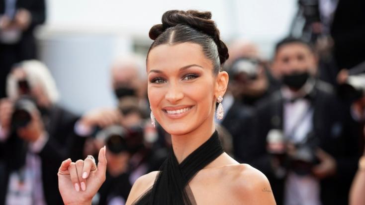 Magyar férfival kavar a világhírű modell, Bella Hadid