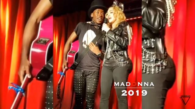 Megnőtt Madonna popsija, fenékimplantátummal sokkol