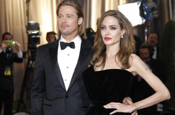 Angelina Jolie váratlan lépésre szánta el magát Brad Pitt-tel kapcsolatban