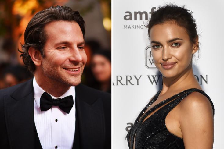 Szakított Bradley Cooper és Irina Shayk!