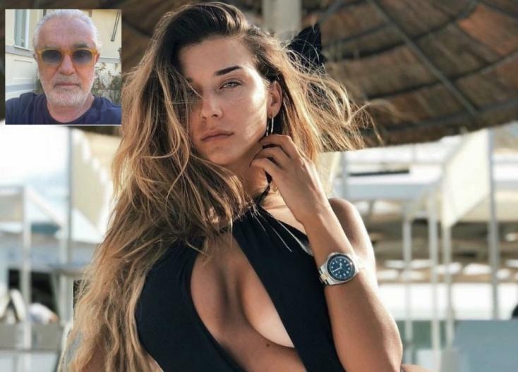 HOPPÁ: Dögös modellelszűrte össze a leveta hetvenévesFlavio Briatore –FOTÓK18+