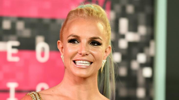 Tizenhárom évvel fiatalabb pasijával pózolt Britney Spears