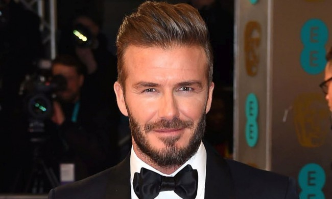 David Beckham tőkehalspermával lakott jól