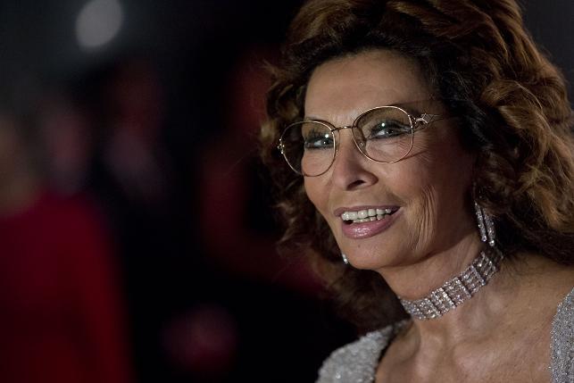 Negyvenéves adócsatát nyert meg Sophia Loren