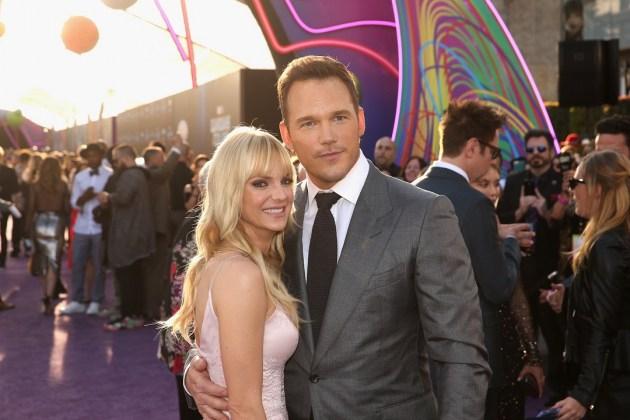 Chris Pratt és Anna Faris bejelentette, hogy nyolc év után elválnak