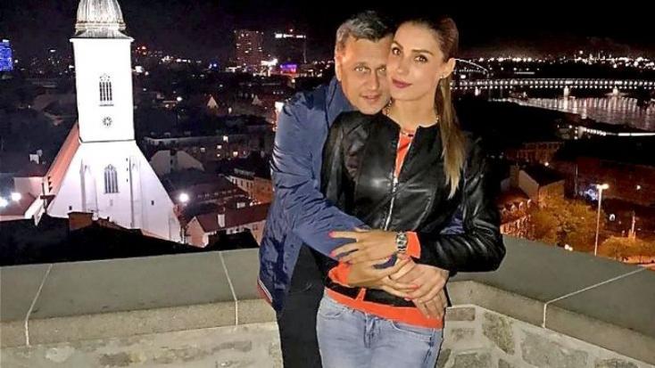 Fiatal barátnőjével pózolt a házelnök az Instagramon