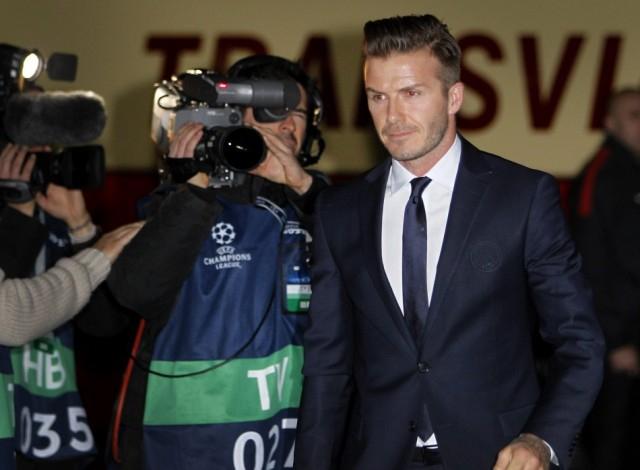 David Beckham erős sminkkel sokkolt (FOTÓ)
