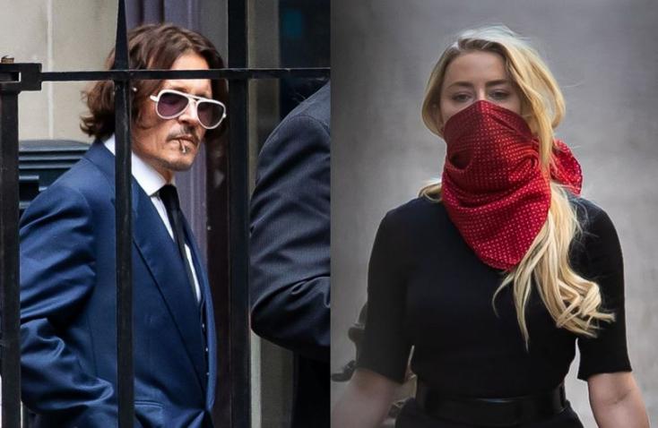 DURVA:Amber Heard beleszart a Johnny Deppel közös ágyba, videón, ahogy a színész szétveri a konyhabútort - VIDEÓ