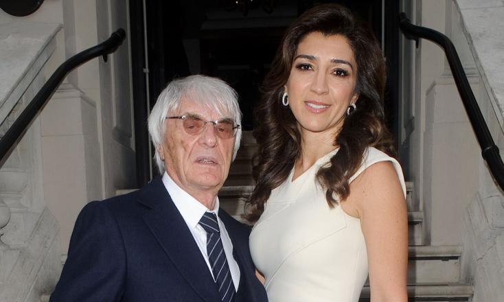 89 évesen újra apa lett Bernie Ecclestone