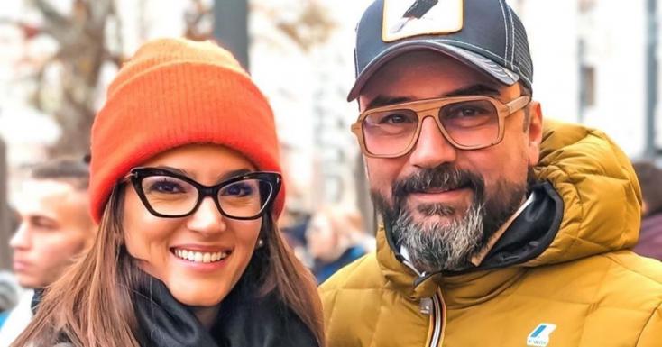 Gólyahír:Megszületett Debreczeni Zita és Gianni kisfia - FOTÓ