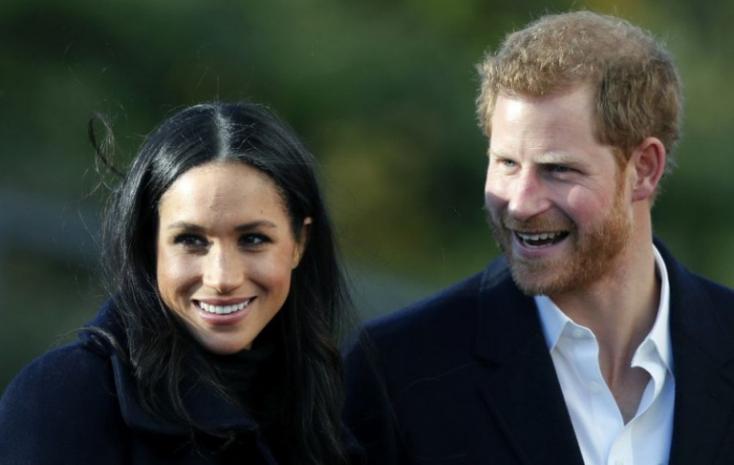 Afrikába költözhet a brit hercegi pár