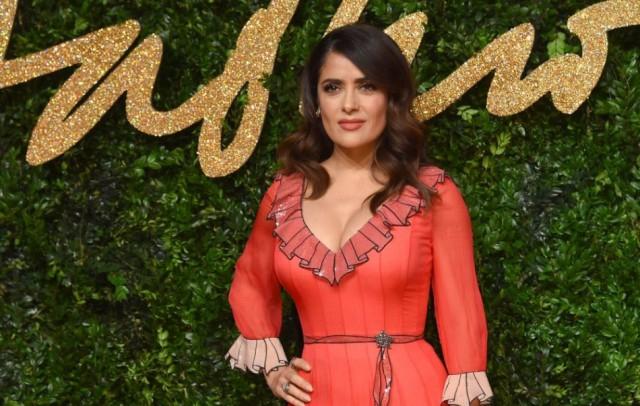 Harvey Weinstein nem csupán szexuálisan zaklatta, de halálosan megfenyegette Salma Hayeket