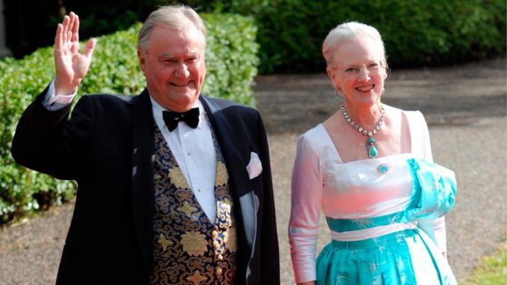 Szétszórták a dán királynő férjének hamvait, nem akart hitvese mellé temetkezni