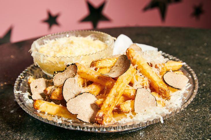 Kétszáz dollárba kerül a világ legdrágább sültkrumplija egy New York-i étteremben