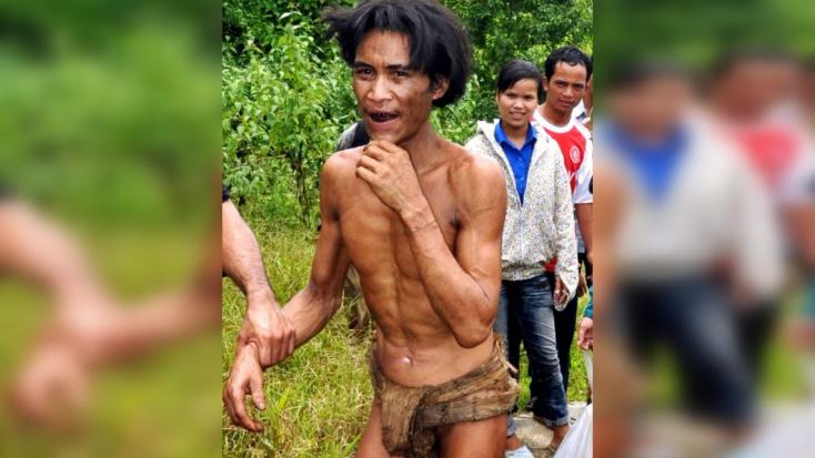 """Meghalt a vietnami """"dzsungelember"""", aki 40 évig élt az őserdőben"""