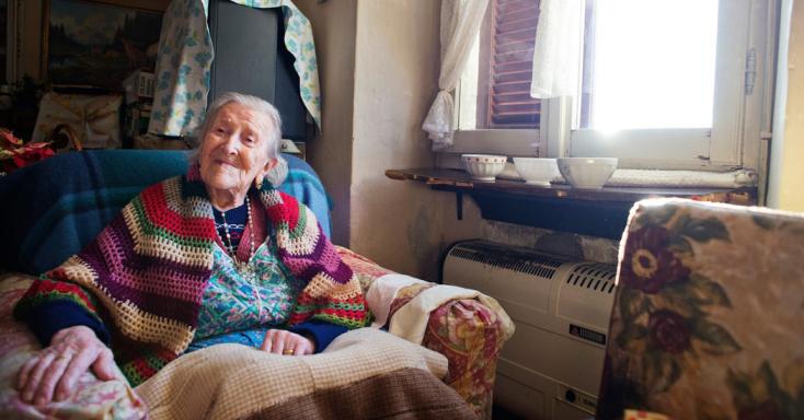 Meghalt a világ eddigi legidősebb embere