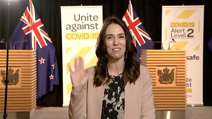 Élő interjúban volt az új-zélandi miniszterelnök, amikor megmozdult a föld - VIDEÓ