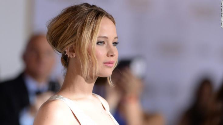Jennifer Lawrence kis híján elvesztette látását új filmje forgatása közben
