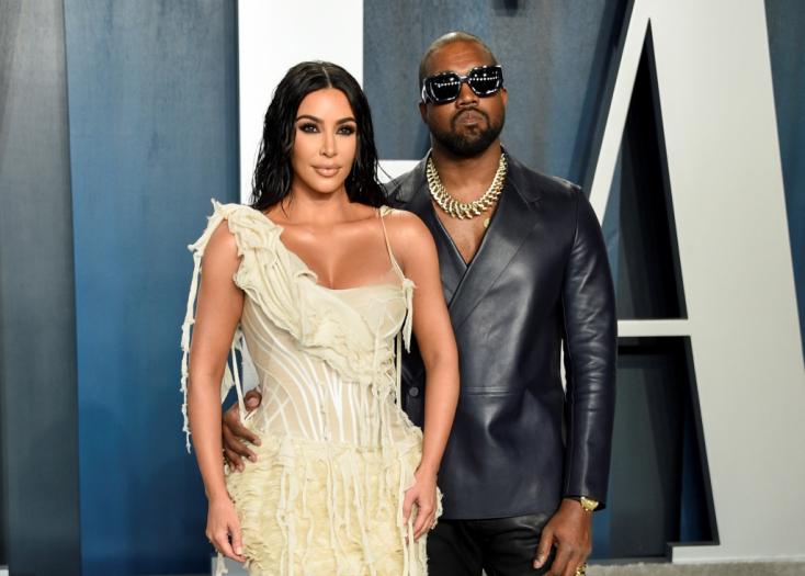 Nyolc év után válik Kim Kardashian és Kanye West!