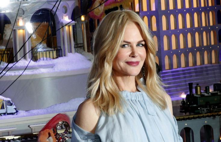 Elég ramatyul fest Nicole Kidman a Vogue címlapján