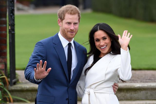Kristályt tartalmazó emlékérmét bocsátanak ki Harry herceg és Meghan Markle esküvője alkalmából