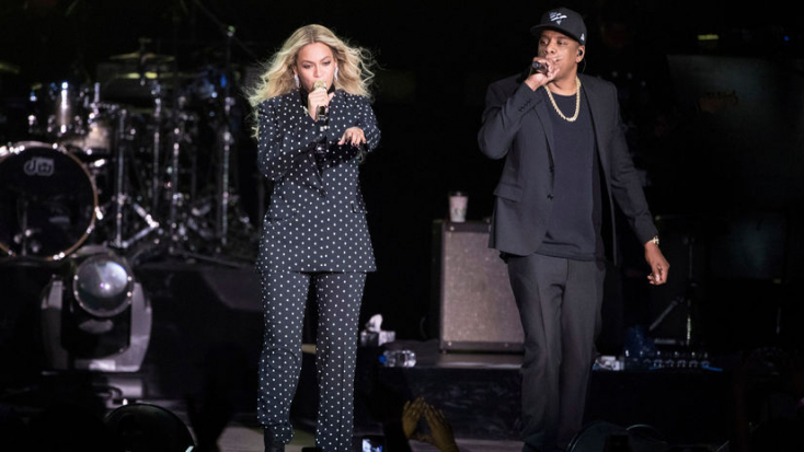 Életre szóló belépőt nyerhet Beyoncé és Jay-Z koncertjeire egy olyan rajongó, aki áttér a vegán étrendre
