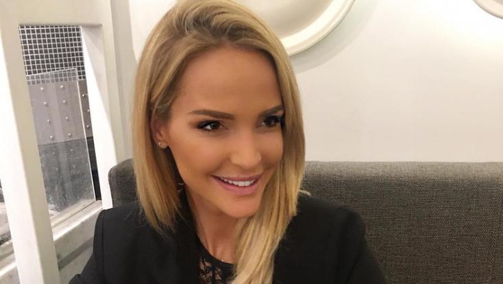 Botoxot injekcióztak Zimány Linda hónaljába