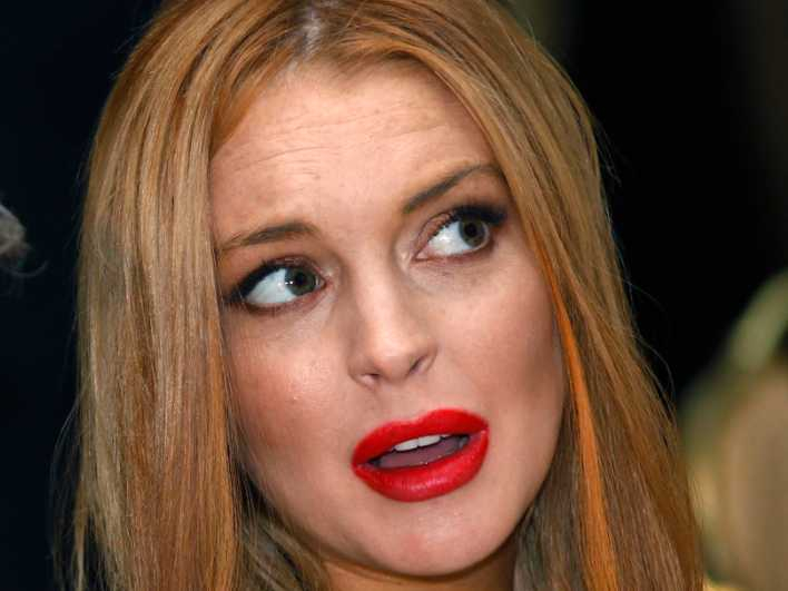 40 ezer dolcsit perelt ki volt sofőrje Lindsay Lohantől!