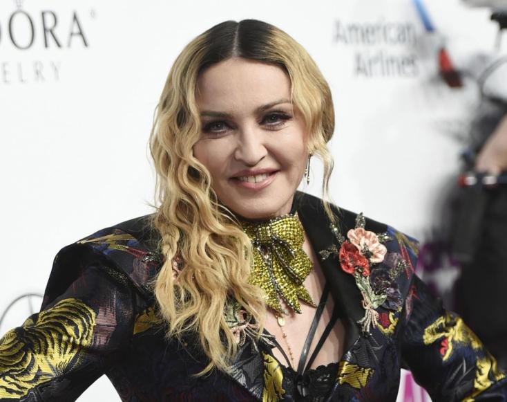 Európát is érintő turnéra indul Madonna
