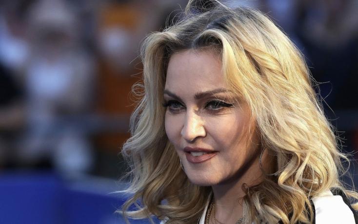 A pápával akar találkozni Madonna