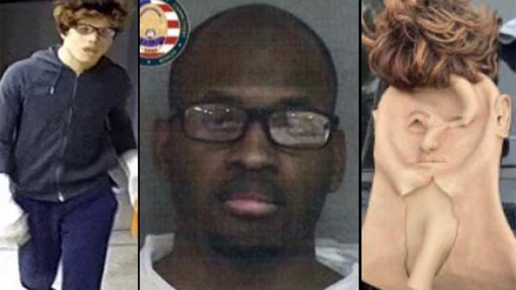 Fehérnek maszkírozva tört be több tucat helyre egy fekete férfi Los Angelesben