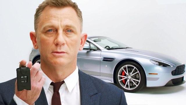 James Bond elektromos autóval fog furikázni
