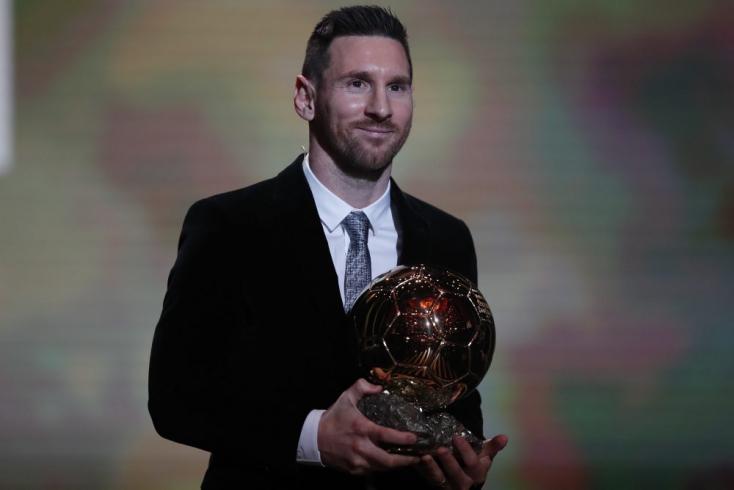A hatszoros Aranylabdás Messi elől kisfia elvitte a show-t (VIDEÓ)